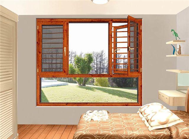 窗纱一体窗定制找哪家门窗加工企业好